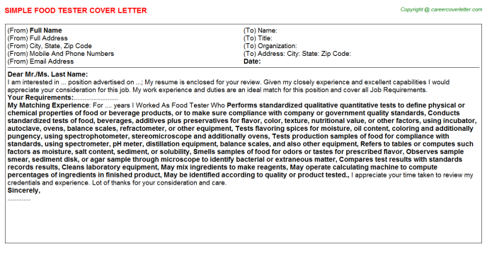 Software Engineer Cover Letter: Examples & Ready-To-Use ...