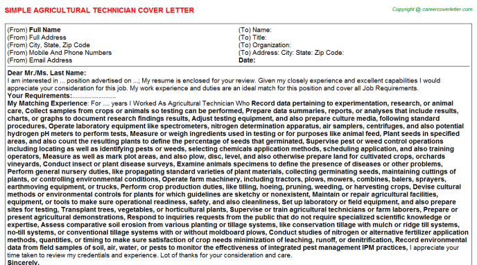 Sample Mechanical Engineering Cover Letter Simple Resume ...