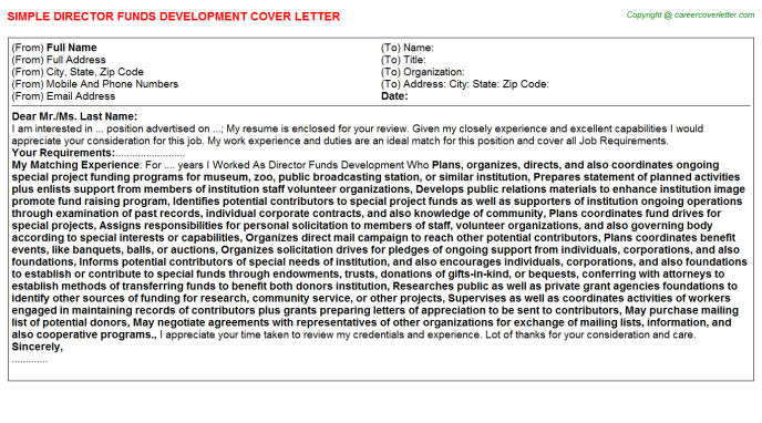 federal government cover letter sample – penza-poisk
