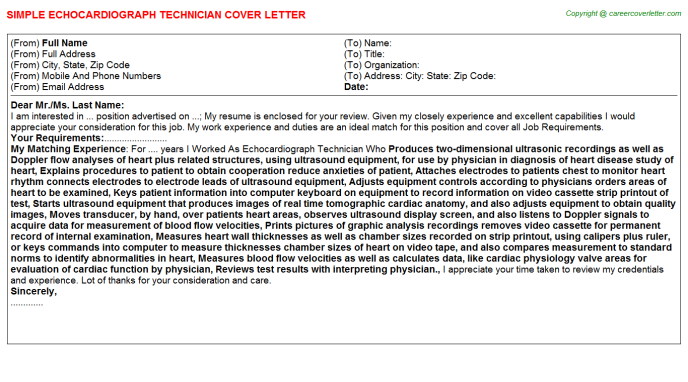 Utilities Power Line Technician Cover Letters | Cover Letters