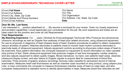 Urban Forestry Technician Cover Letters