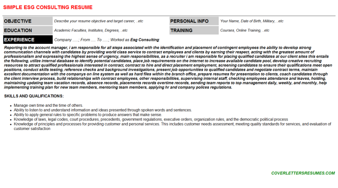 Cover Letter For Consulting Job from files.jobdescriptionsandduties.com